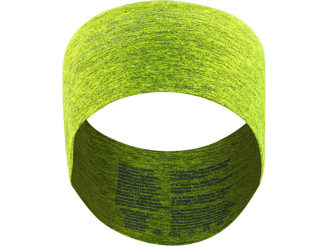 Buff Dryflx Bandeau, reflective-yellow fluor